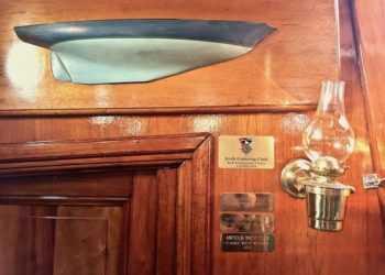Classic Steel Marconi Schooner 16