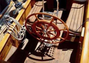 Classic Steel Marconi Schooner 3