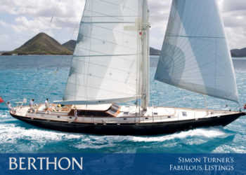 Berthon Spain's Simon Turner Introduces You to His Fabulous Brokerage Yachts