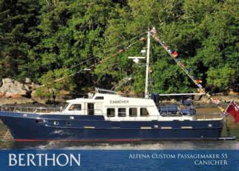 Altena Custom Passagemaker 55, CANICHER has grown
