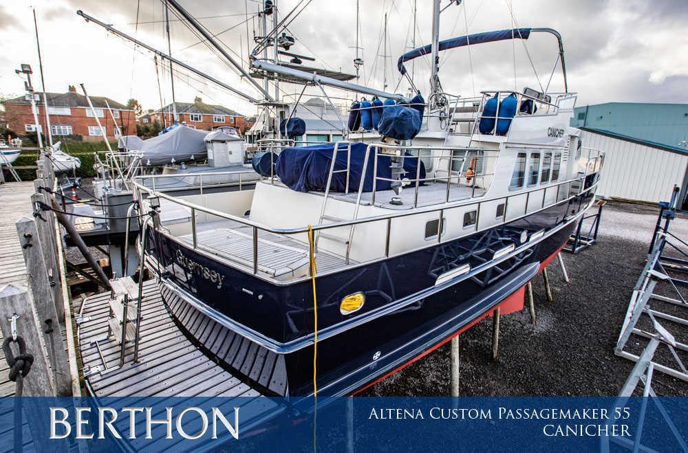 Altena Custom Passagemaker 55, CANICHER has Grown 3