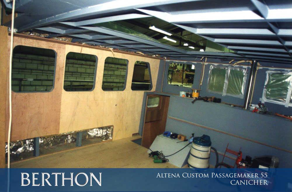 Altena Custom Passagemaker 55, CANICHER has Grown 4
