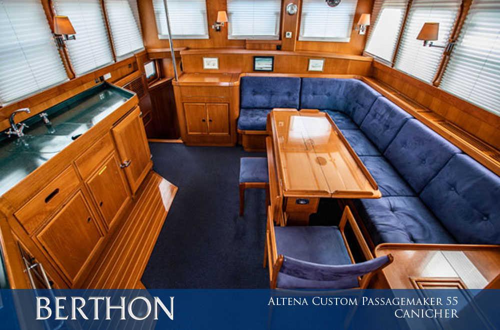 Altena Custom Passagemaker 55, CANICHER has Grown 5