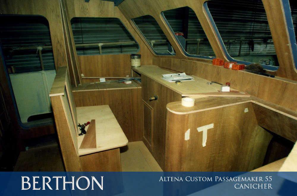 Altena Custom Passagemaker 55, CANICHER has Grown 6