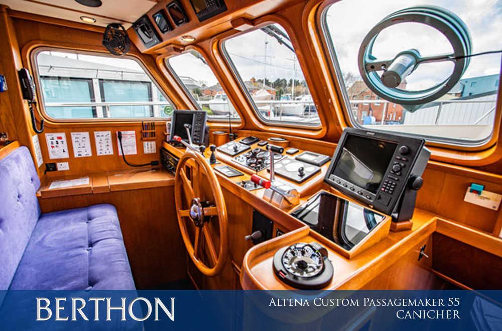 Altena Custom Passagemaker 55, CANICHER has Grown 7