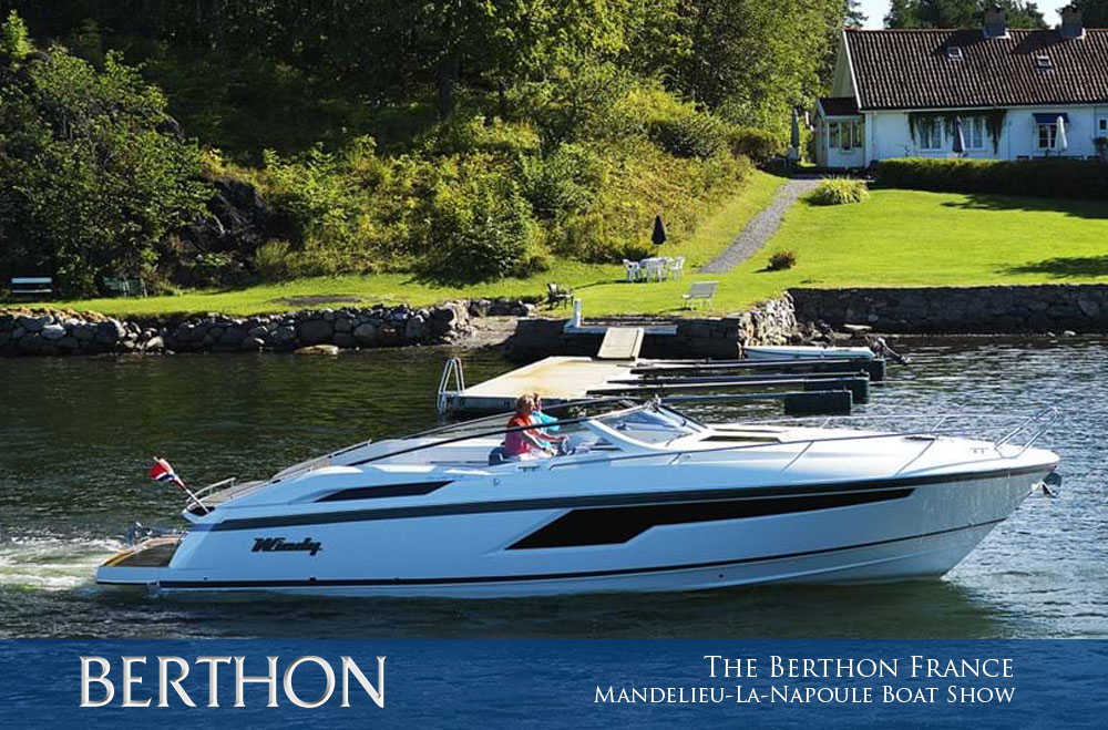 The Berthon France Mandelieu-La-Napoule Boat Show 2020