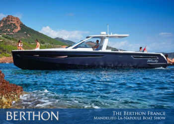 The Berthon France Mandelieu-La-Napoule Boat Show 2020 – 8th to 13th September