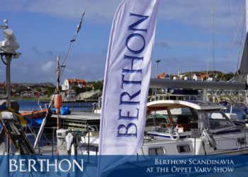 Berthon Scandinavia at the Öppet Varv Sail Boat Show