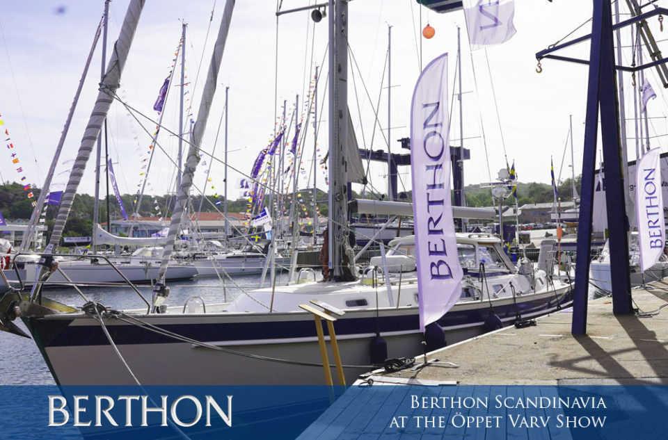 Berthon Scandinavia at the Öppet Varv 2