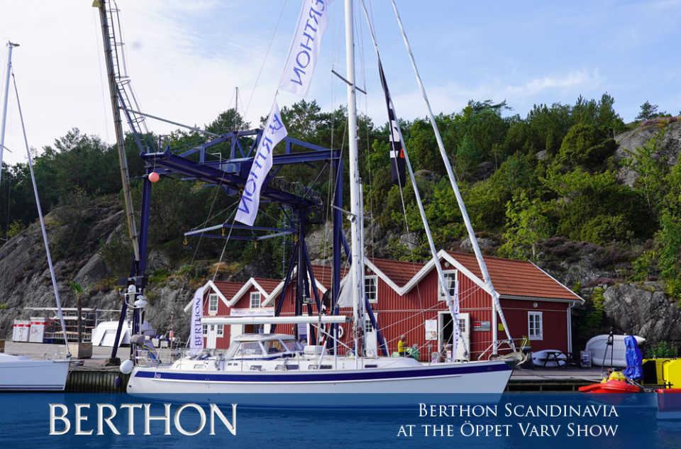 Berthon Scandinavia at the Öppet Varv 4