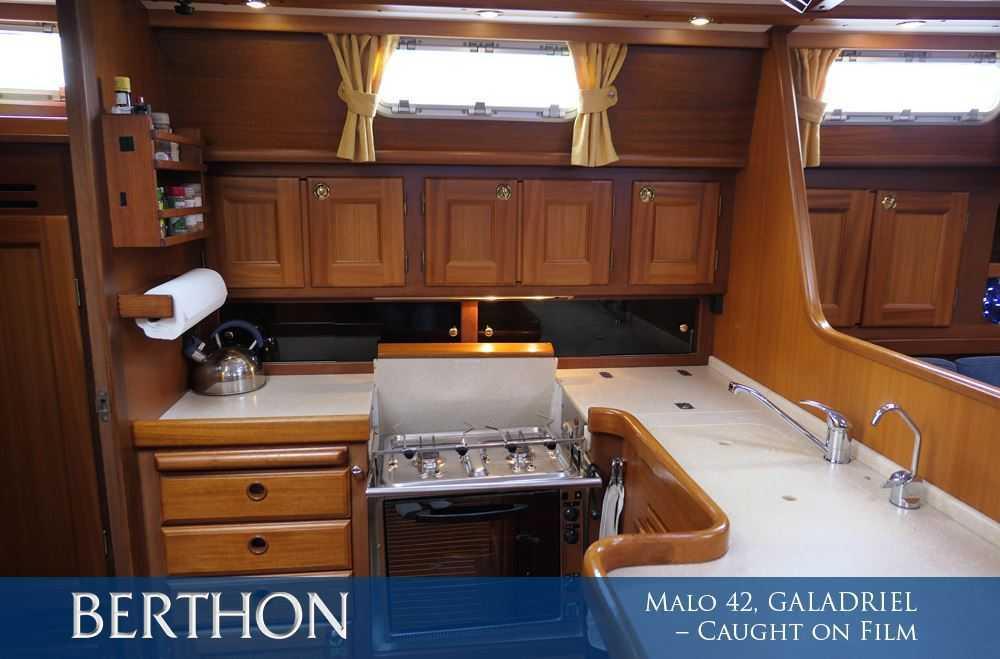 Malo 42, GALADRIEL– Caught on Film