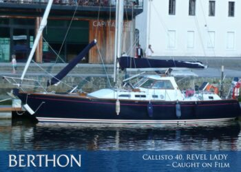 Callisto 40, REVEL LADY – Caught on Film