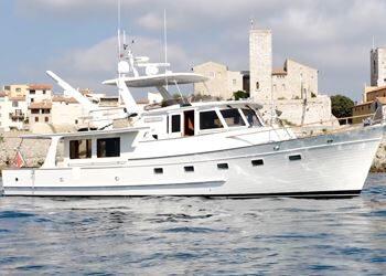 Fleming 55, SEA BREEZES, Fleming Yachts, Fleming 55