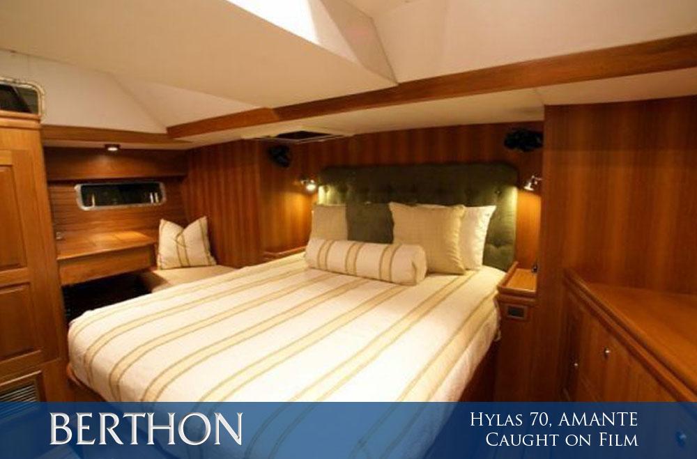 Hylas 70, AMANTE – Caught on Film