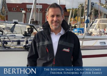 The Berthon Sales Group welcomes Fredrik Sundberg to our Family