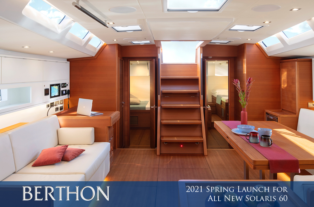 All New Solaris 60 – Launches Spring 2021