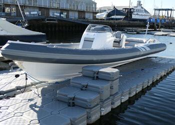 Cobra Nautique 9.5m Inboard, COBRA RIB