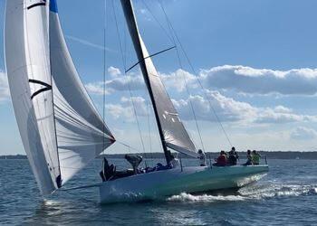 Dunning GP44, RIGADOON, McConaghy Boats, Dunning GP44