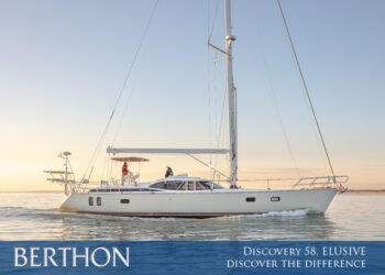 Discovery 58, ELUSIVE – Discover the Difference…..
