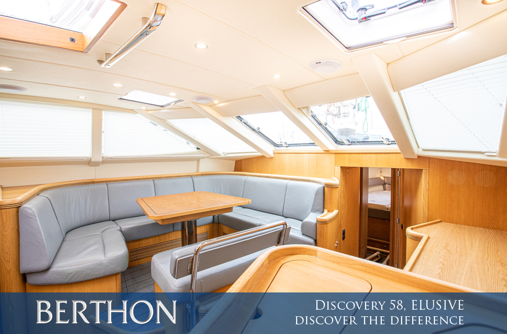 Discovery 58, ELUSIVE – discover the difference