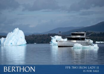 FPB 78#3 IRON LADY II is for sale
