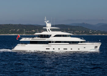 Moonen Martinque 36m, YN201, Moonen Yachts, Moonen Martinque 36m