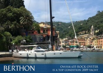 Oyster 655 ROCK OYSTER is a top condition 2009 yacht