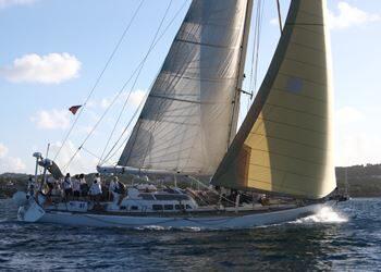 Challenge 67, NASHACHATA II, Devonport Yachts Ltd, Challenge 67