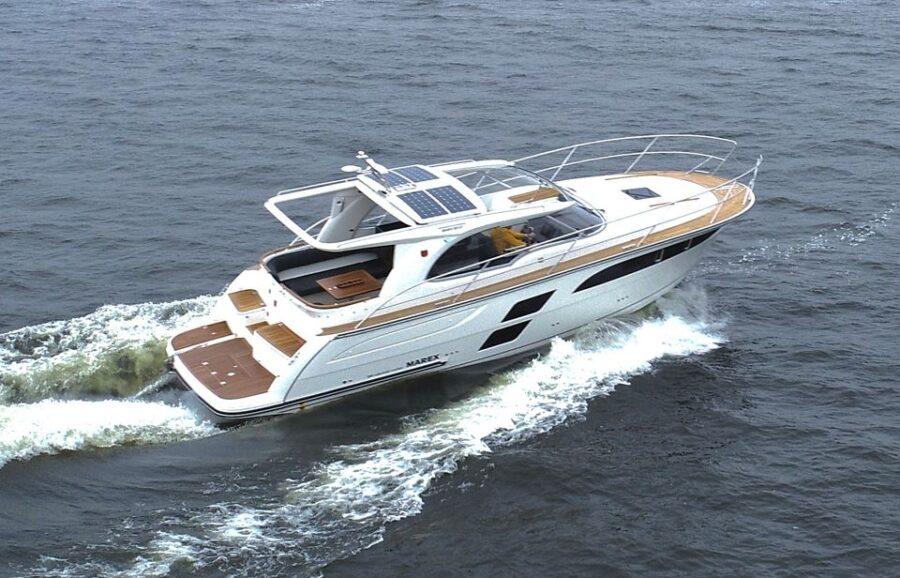 Marex 360 Cabriolet Cruiser External 15 Exterior