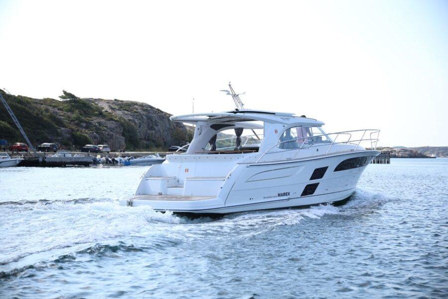 Marex 360 Cabriolet Cruiser External 4 Exterior