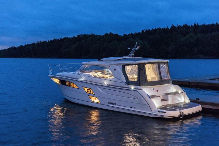 Marex 360 Cabriolet Cruiser External 7 Exterior