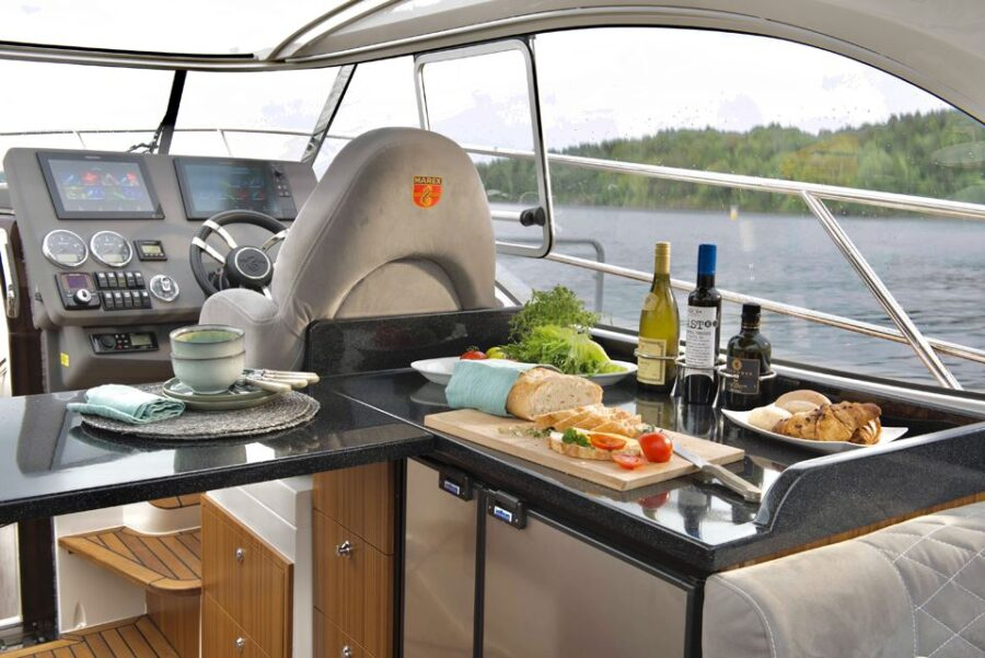 Marex 360 Cabriolet Cruiser Internal 1 Interior