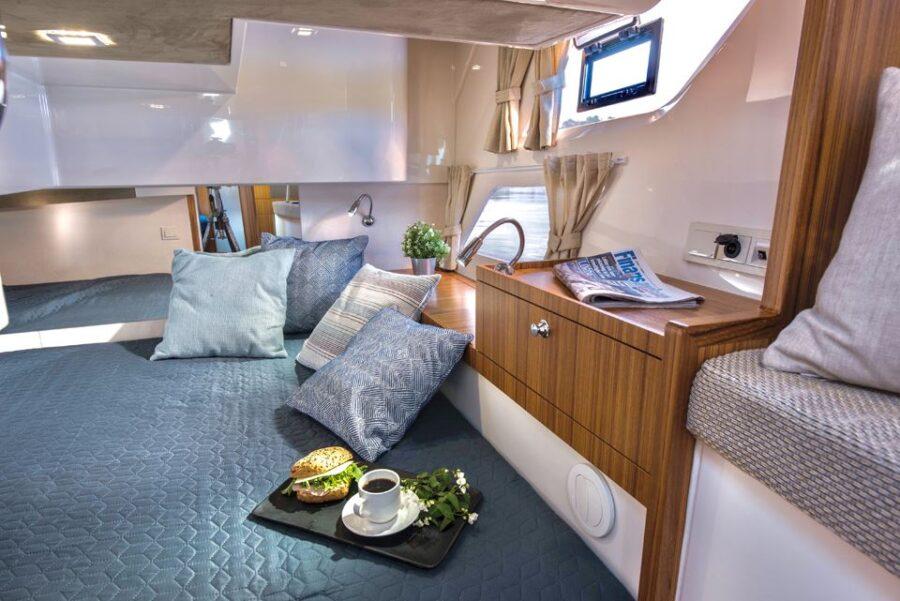 Marex 360 Cabriolet Cruiser Internal 10 Interior