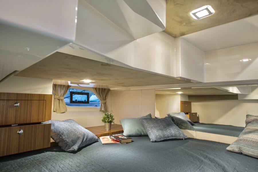 Marex 360 Cabriolet Cruiser Internal 11 Interior