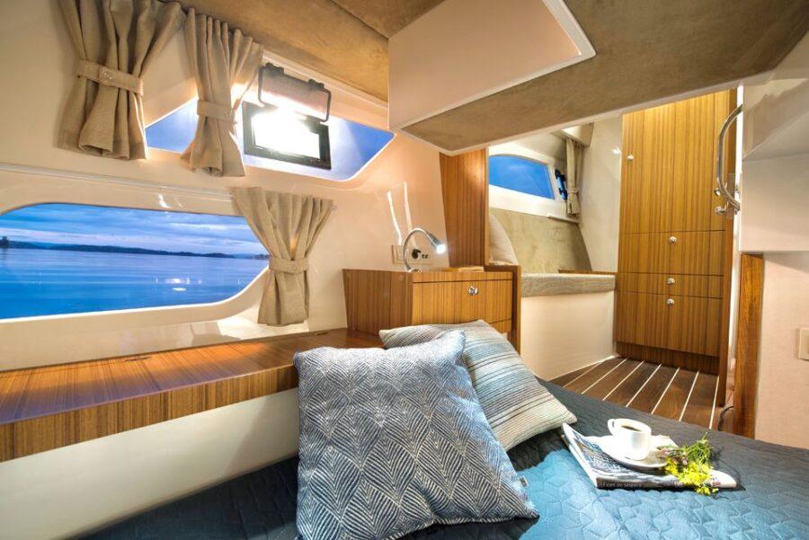 Marex 360 Cabriolet Cruiser Internal 12 Interior