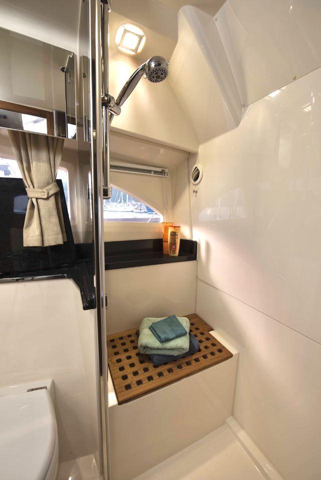 Marex 360 Cabriolet Cruiser Internal 14 Interior