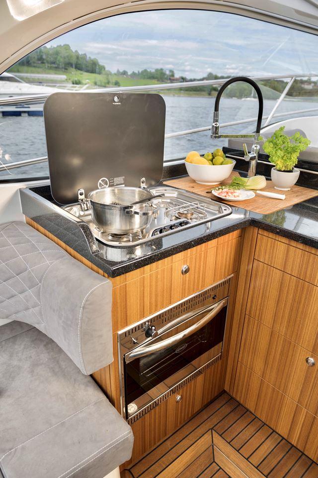 Marex 360 Cabriolet Cruiser Internal 2 Interior