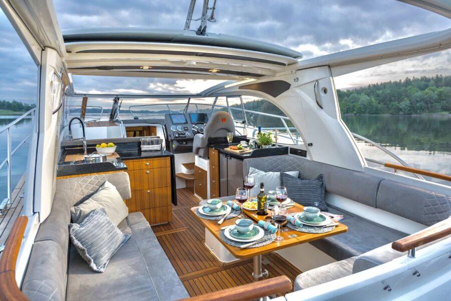 Marex 360 Cabriolet Cruiser Internal 3 Interior