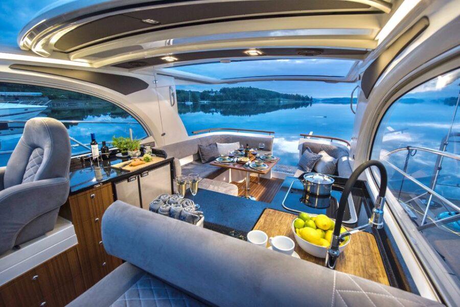 Marex 360 Cabriolet Cruiser Internal 5 Interior