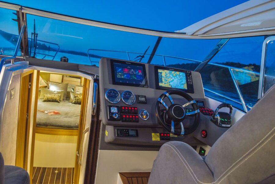Marex 360 Cabriolet Cruiser Internal 6 Interior