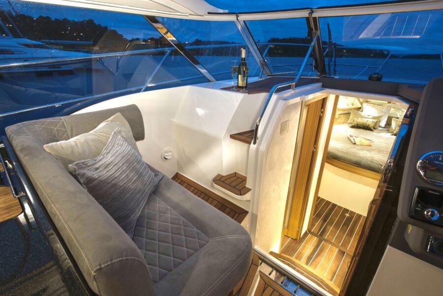 Marex 360 Cabriolet Cruiser Internal 7 Interior