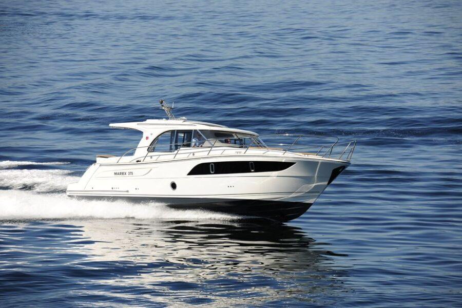 Marex 375 Cruiser External 1 Exterior