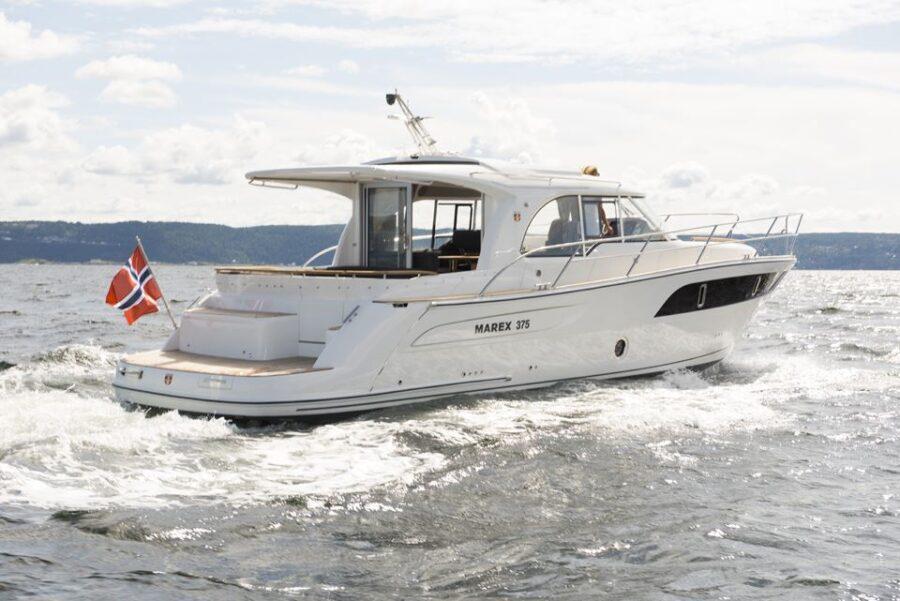 Marex 375 Cruiser External 10 Exterior