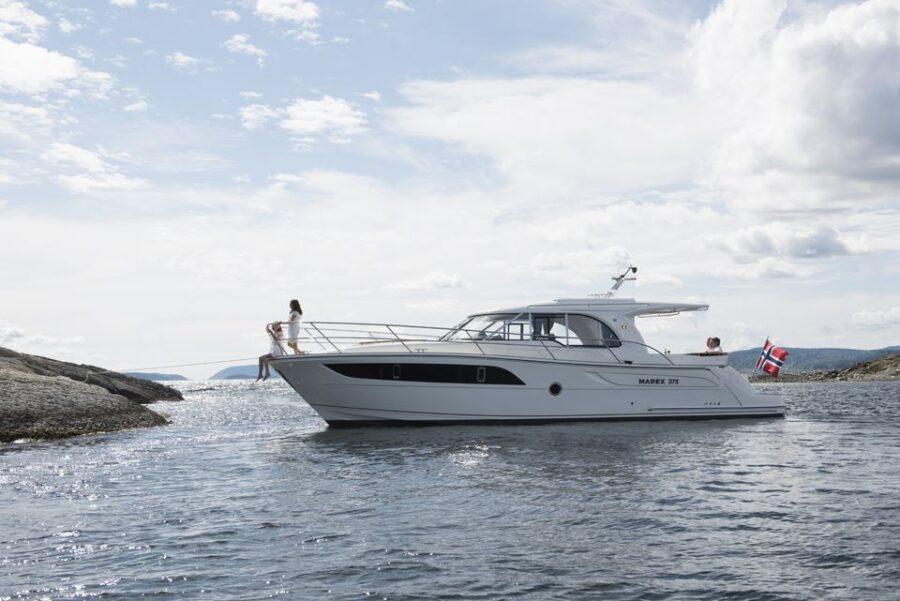 Marex 375 Cruiser External 11 Exterior