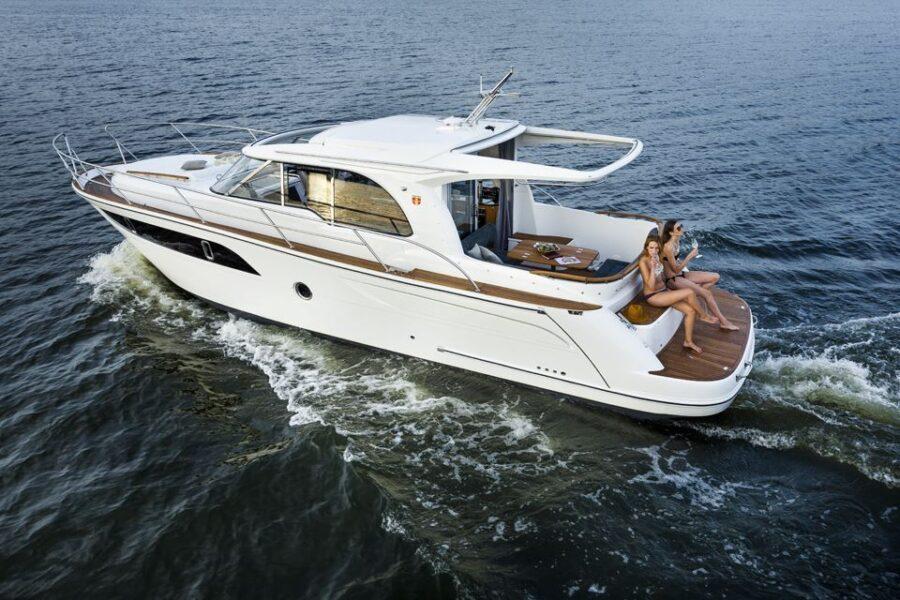 Marex 375 Cruiser External 12 Exterior