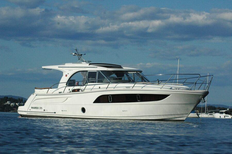 Marex 375 Cruiser External 14 Exterior