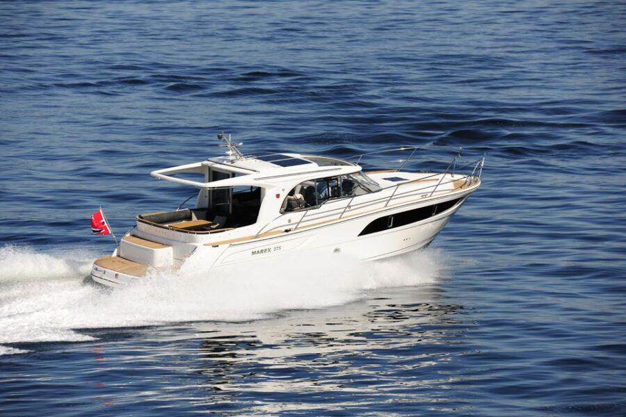 Marex 375 Cruiser External 2 Exterior