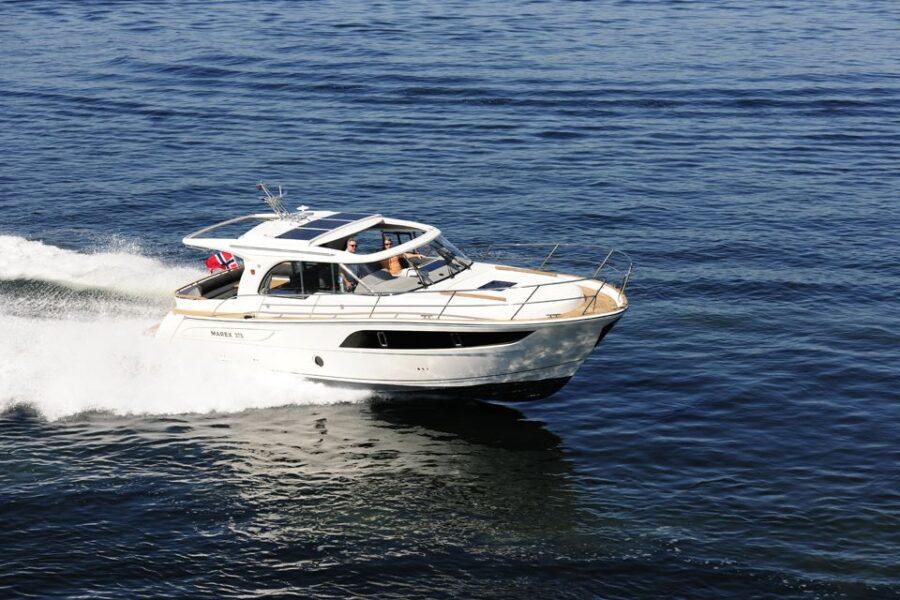 Marex 375 Cruiser External 3 Exterior