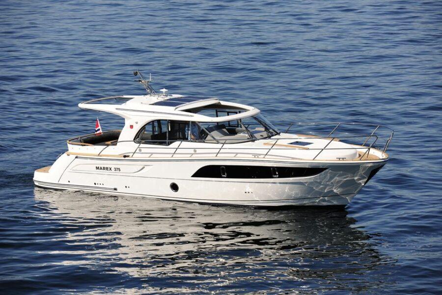 Marex 375 Cruiser External 5 Exterior