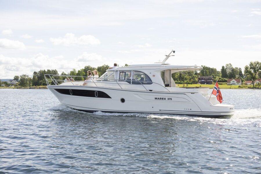 Marex 375 Cruiser External 6 Exterior